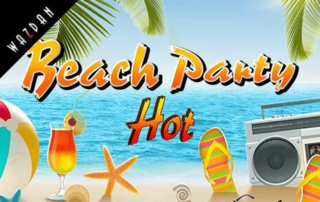 beach party hot slot machine online