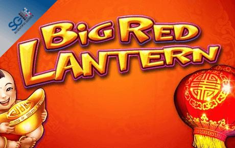 big red lantern slot machine online