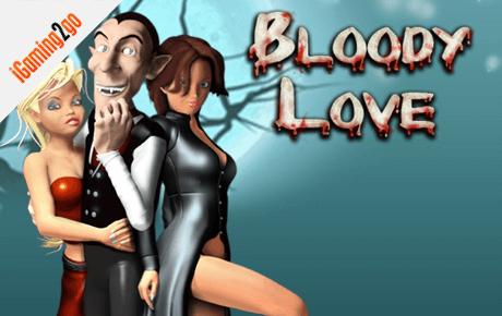 Bloody Love slot machine