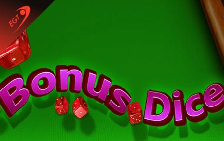 bonus dice slot machine online
