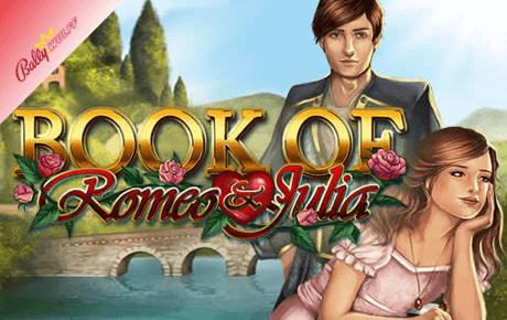 book of romeo and julia slot machine online
