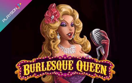 Burlesque Queen slot machine