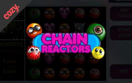 chain reactors slot machine online