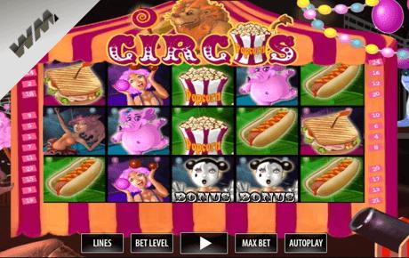 circus hd slot machine online