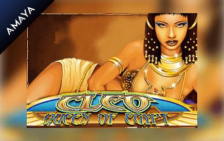 cleo queen of egypt slot machine online