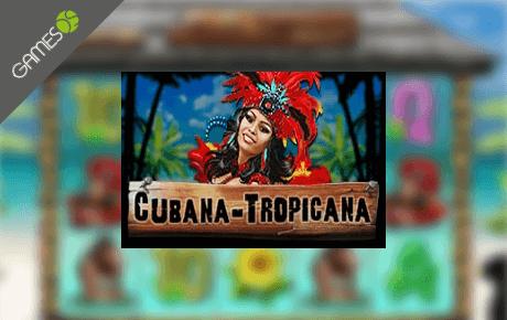 Cubana Tropicana slot machine