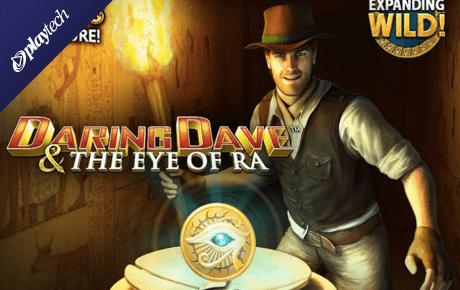 daring dave n the eye of ra slot machine online