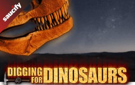 digging for dinosaurs slot machine online