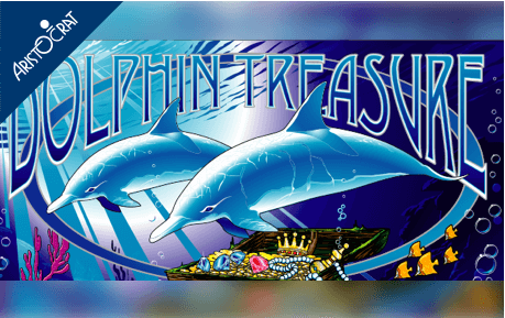 dolphin treasure slot machine online