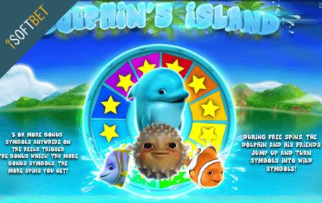 Dolphins Island slot machine