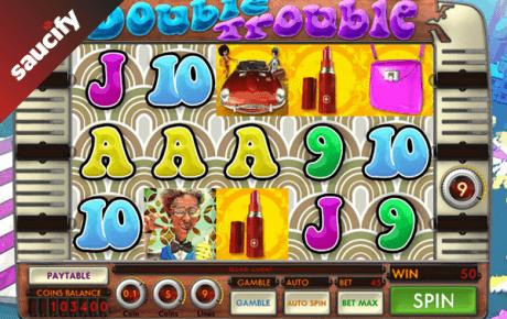Double Trouble slot machine