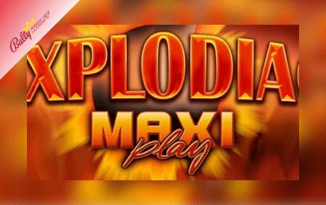 explodiac maxi play slot machine online