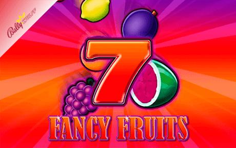 fancy fruits slot machine online