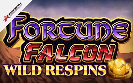 fortune falcon wild respins slot machine online