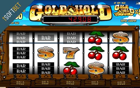 Gold Hold slot machine