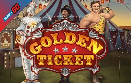 Golden Ticket slot machine