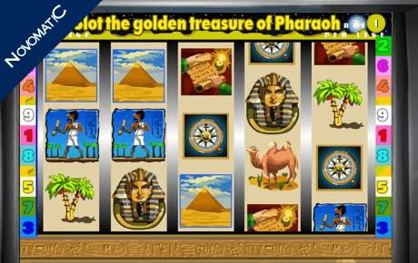 Golden Treasure Of Pharaoh Slot Machine