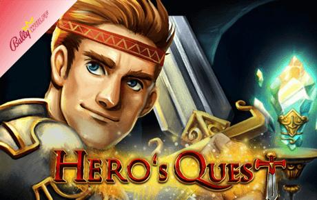 heros quest slot machine online