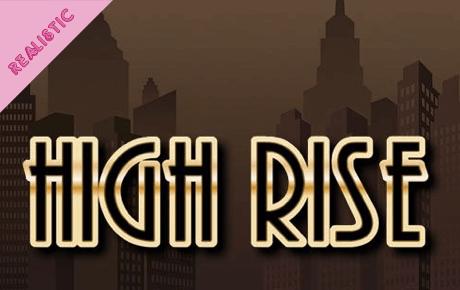 high rise slot machine online