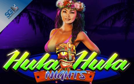 Hula Hula Nights slot machine