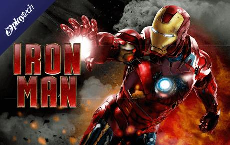 Iron Man slot machine