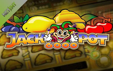 jackpot 6000 slot machine online