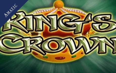 kings crown slot machine online