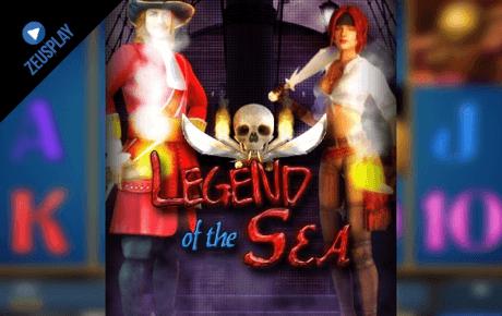 legend of the sea slot machine online