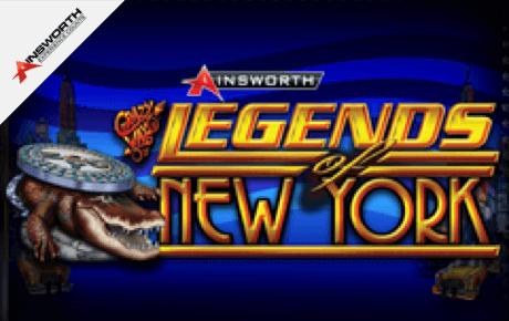 legends of new york slot machine online