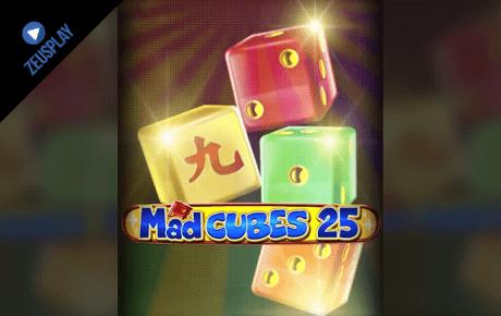 mad cubes 25 slot machine online
