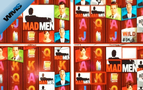 Mad Men slot machine