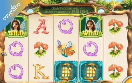 Magic Fairies slot machine