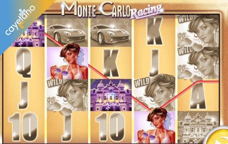 monte carlo racing slot machine online