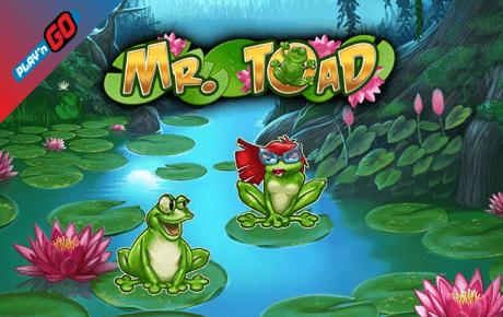 mr toad slot machine online