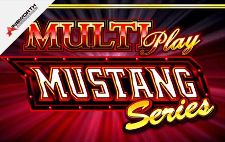 multiplay mustang series slot machine online