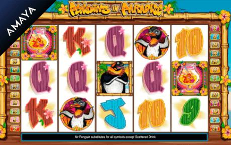 penguins in paradise slot machine online