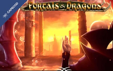 Portals and Dragons slot machine
