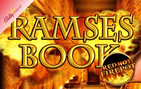 ramses book red hot firepot slot machine online