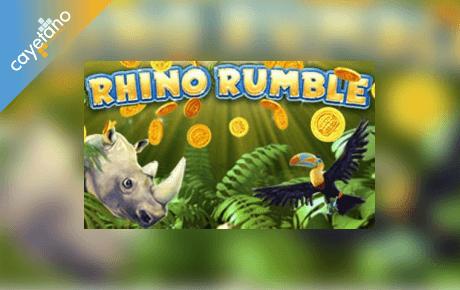 Rhino Rumble slot machine