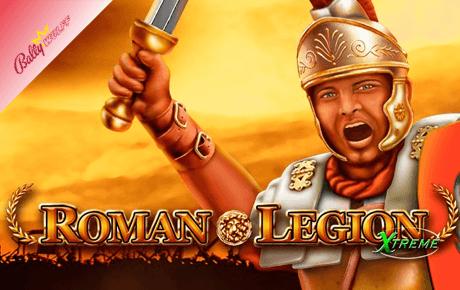 Roman Legion Xtreme slot machine