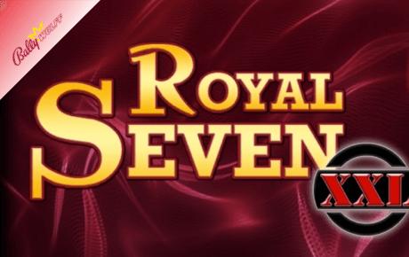 royal seven xxl slot machine online