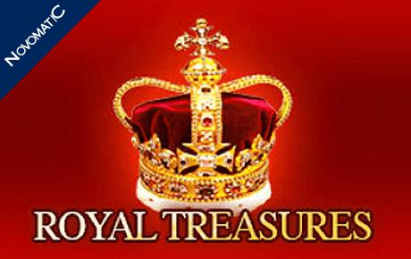 Royal Treasures slot machine