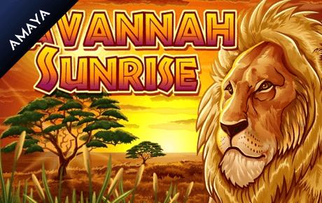 savannah sunrise slot machine online