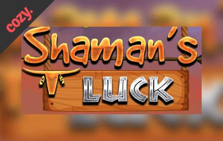 shamans luck slot machine online