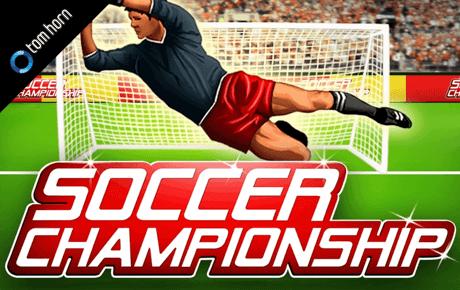 Soccer Championship slot machine