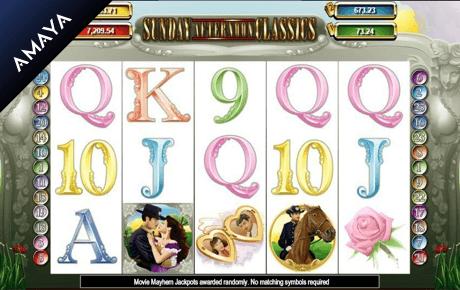 sunday afternoon classics slot machine online