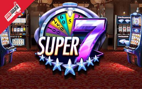 Super 7 Stars slot machine