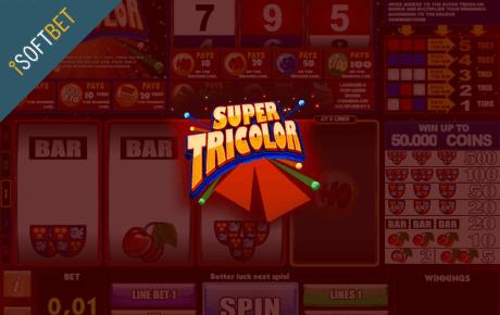 Super Tricolor slot machine