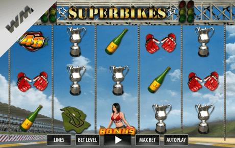 Superbikes HD slot machine