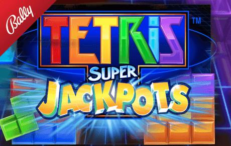 tetris super jackpots slot machine online